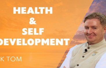 Meditation for Health Well-being and Self Development: BK Tom