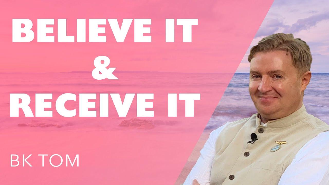 Believe in Yourself Believe it